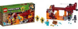 LEGO 21154 Die Brücke | LEGO MINECRAFT online kaufen
