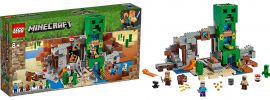 LEGO 21155 Die Creeper Mine | LEGO MINECRAFT online kaufen