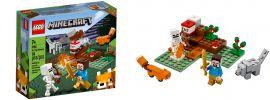 LEGO 21162 Das Taiga Abenteuer | LEGO MINECRAFT online kaufen