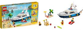LEGO 31083 Yacht | LEGO CREATOR online kaufen