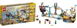 LEGO 31084 Piraten-Achterbahn | LEGO CREATOR online kaufen