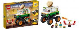 LEGO 31104 Burger Monster Truck | 3in1 | LEGO CREATOR online kaufen