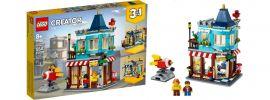 LEGO 31105 Spielzeugladen im Stadthaus | LEGO CREATOR online kaufen