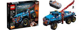 LEGO 42070 Allrad Abschleppwagen | LEGO Technic online kaufen