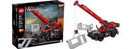 LEGO 42082 Geländegängiger Kranwagen | LEGO TECHNIC online kaufen