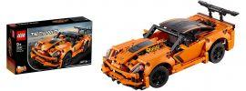LEGO 42093 Chevrolet Corvette ZR1 | LEGO Technic online kaufen