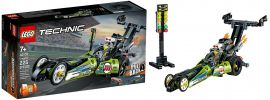 LEGO 42103 Dragster Rennauto | LEGO TECHNIC online kaufen
