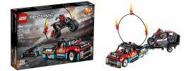 LEGO 42106 Stunt Show mit Truck | LEGO TECHNIC online kaufen