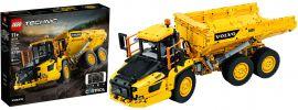 LEGO 42114 Knickgelenkter Volvo-Dumper A60H (6x6)   LEGO TECHNIC online kaufen