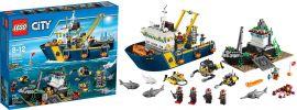LEGO 60095 Tiefsee-Expeditionsschiff | LEGO CITY online kaufen