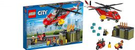 LEGO 60108 Feuerwehr-Löscheinheit   LEGO CITY online kaufen