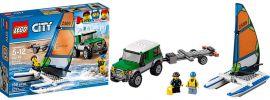 Lego 60149 Geländewagen mit Katamaran   LEGO CITY online kaufen