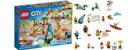 LEGO 60153 Stadtbewohner - Ein Tag am Strand   LEGO CITY online kaufen