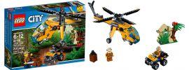 LEGO 60158 Dschungel-Frachthubschrauber | LEGO CITY online kaufen