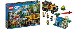 LEGO 60160 Mobiles Dschungel-Labor |  LEGO CITY online kaufen