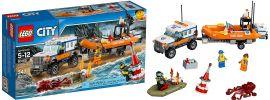 LEGO 60165 Geländewagen mit Rettungsboot   LEGO CITY online kaufen