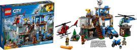 LEGO 60174 Hauptquartier der Bergpolizei   LEGO CITY online kaufen
