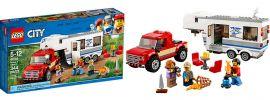 LEGO 60182 Pickup & Wohnwagen | LEGO CITY online kaufen