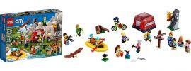 LEGO 60202 Stadtbewohner Outdoor-Abenteuer | LEGO CITY online kaufen