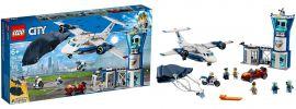 LEGO 60210 Polizei Fliegerstützpunkt | LEGO CITY online kaufen