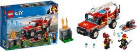 LEGO 60231 Feuerwehr Einsatzleitung |  LEGO CITY online kaufen