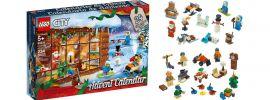 LEGO 60235 City Adventskalender 2019 | LEGO CITY online kaufen