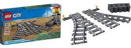 LEGO 60238 Weichen | LEGO CITY online kaufen