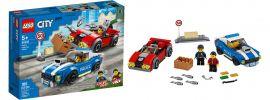 LEGO 60242 Festnahme auf der Autobahn | LEGO CITY online kaufen