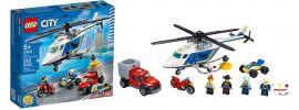 LEGO 60243 Verfolgungsjagd mit dem Polizeihubschrauber | LEGO CITY online kaufen