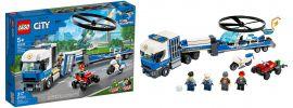LEGO 60244 Polizeihubschrauber | LEGO CITY online kaufen