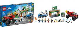 LEGO 60245 Raubüberfall mit dem Monster-Truck | LEGO CITY online kaufen