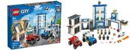 LEGO 60246 Polizeistation | LEGO CITY online kaufen
