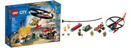 LEGO 60248 Einsatz mit dem Feuerwehrhubschrauber | LEGO CITY online kaufen