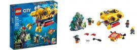 LEGO 60264 Meeresforschungs U-Boot | LEGO CITY online kaufen