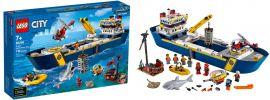 LEGO 60266 Meeresforschungsbasis | LEGO CITY online kaufen