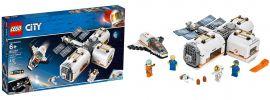 LEGO 60227 Mond Raumstation | LEGO CITY online kaufen