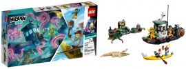 LEGO 70419 Gekenterter Garnelenkutter | LEGO HIDDEN SIDE online kaufen