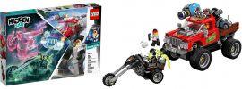 LEGO 70421 El Fuegos Stunt-Truck | LEGO HIDDEN SIDE online kaufen
