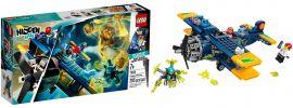 LEGO 70429 El Fuegos Stunt-Flugzeug | LEGO HIDDEN SIDE online kaufen