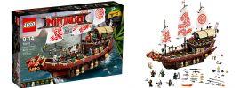 LEGO 70618 Ninja-Flugsegler | LEGO NINJAGO online kaufen