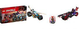 LEGO 70639 Straßenrennen des Schlangenjaguars | LEGO NINJAGO online kaufen