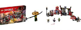 LEGO 70640 Hauptquartier der Motorradfahrer |  LEGO NINJAGO online kaufen
