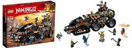LEGO 70654 Drachen-Fänger | LEGO NINJAGO online kaufen