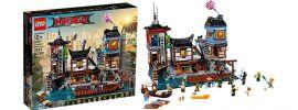 LEGO 70657 City Hafen | LEGO NINJAGO online kaufen