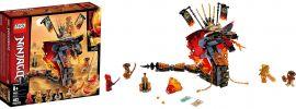 LEGO 70674 Feuerschlange | LEGO NINJAGO online kaufen