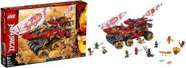LEGO 70677 Wüstensegler | LEGO NINJAGO online kaufen