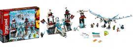 LEGO 70678 Festung im ewigen Eis | LEGO NINJAGO online kaufen