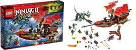 LEGO 70738 Der letzte Flug des Ninja-Flugseglers | LEGO NINJAGO online kaufen