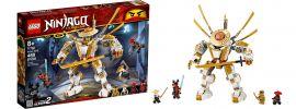 LEGO 71702 Goldener Mech | LEGO NINJAGO online kaufen
