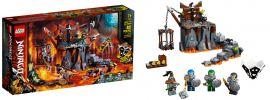 LEGO 71717 Reise zu den Totenkopfverliesen | LEGO NINJAGO online kaufen